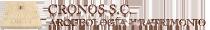 Cronos S.C. Arqueología y Patrimonio – Burgos Logo